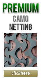 Premium Camo Netting