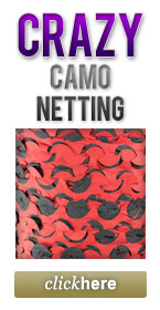 Crazy Camo Netting
