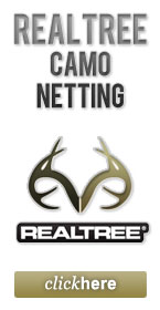 Realtree Camo Netting