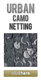 Urban Camo Netting
